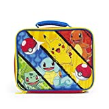 Pokemon Multi Colored Boys Lunch Kit