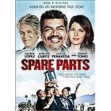 Spare Parts [DVD + Digital]
