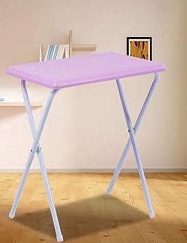 SED Mesa pequeña - Mesa Plegable de plástico Mesas de retretes ...