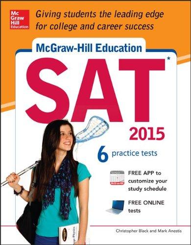 McGraw-Hill Education SAT (2015) [Black & Anestis]