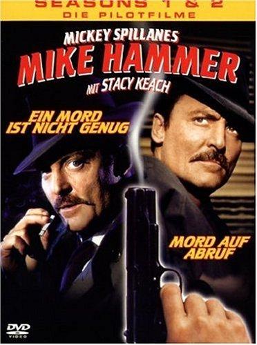 Mike Hammer - Seasons 1 & 2, Die Pilotfilme Alemania DVD ...