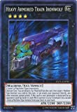 Heavy Armored Train Ironwolf - RATE-EN050 - Super Rare - Unlimited Edition - Raging Tempest (Unlimited Edition)