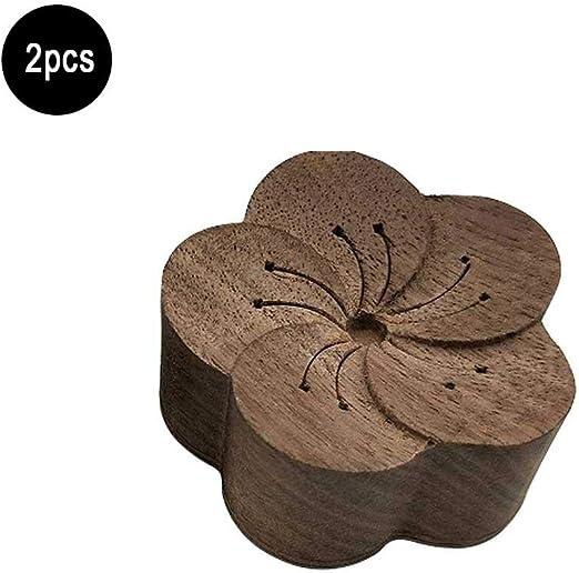 Aceite de madera de nogal negro disperso, 2 unidades, para coche ...