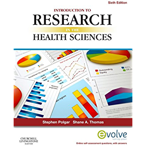 Introduction to Research in the Health Sciences E-Book