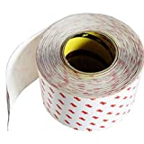3M Scotchgard Clear Bra Paint Protection Bulk Film Roll 6-by-48-inches by Clear Defender