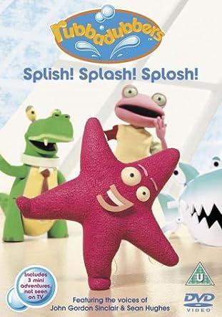Rubbadubbers   Splish  Splash  Splosh   2003   DVD. Rubbadubbers   Splish  Splash  Splosh  2003 DVD  Amazon co uk