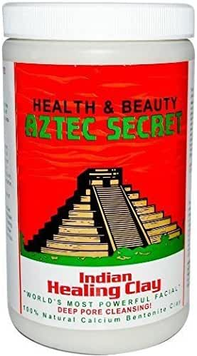 Aztec Secret Indian Healing Clay Deep Pore Cleansing, 2 lb., 1 Bottle