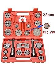 22 Piezas - Resetter de pistón KIT reposición pistón de freno - set de herramientas para