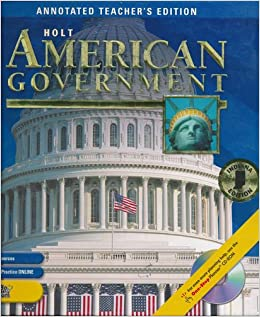holt american government textbook pdf