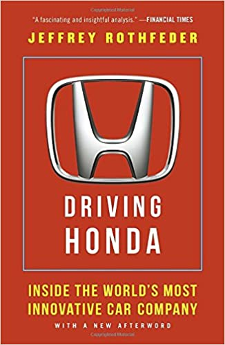 //BETTER\\ Driving Honda: Inside The World's Most Innovative Car Company. Infomex official system Venta existed cacao