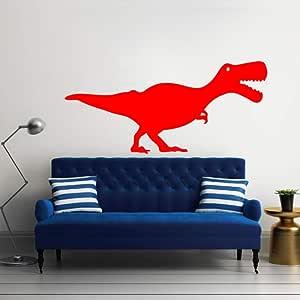 Geiqianjiumai Tyrannosaurus Dinosaur Wall Art Vinilo Adhesivo ...