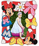 Frog Minnie Window Photo Frame 3D, Multi Color