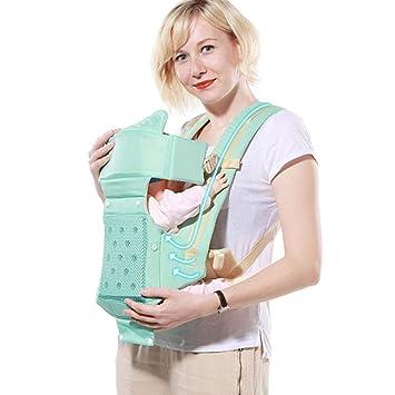 Porte-bébé avec Hip Seat, bébé avant multifonctions tenant de transport avec  momie, 57ad8fe786c