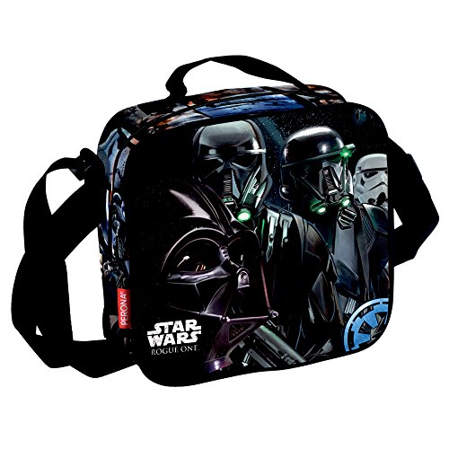 Star Wars 53589 Rogue One Darth Vader and The Imperial Army Insulated Cooler Lunch Bag -