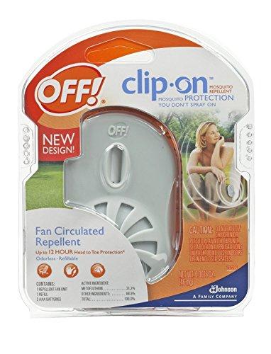Off! Clip-On Starter Kit
