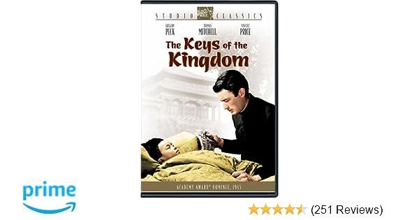 Amazon com: Keys Of The Kingdom: Gregory Peck, Thomas Mitchell