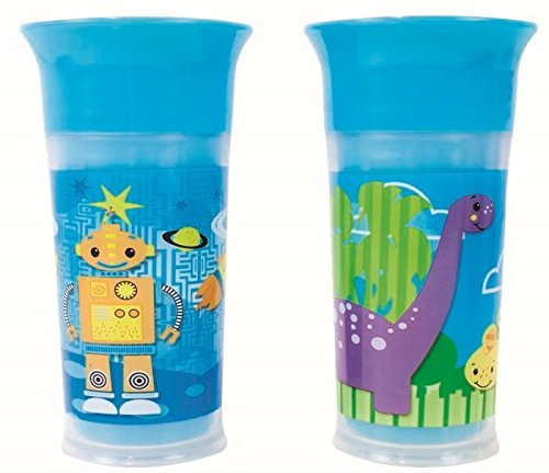sassy 2 count grow up cup - 2