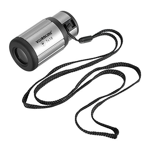 Lixada 18 Monocular Mini Compact Monocular Telescope High Definition Pocket Scope by Lixada