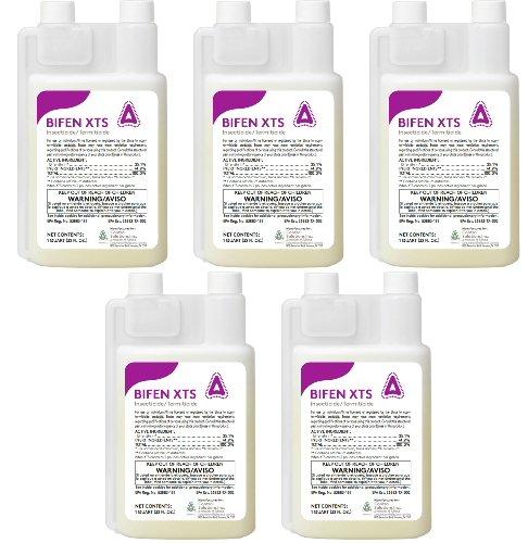 CSI Bifen XTS Insecticide/Termiticide 5qt (5 x 1qt)