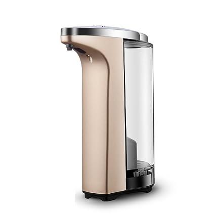 ZY Dispensador de jabón automático, botella desinfectante de manos de inducción Dispensador de jabón inteligente