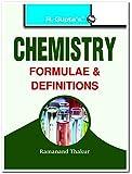 Chemistry Formulae & Definitions