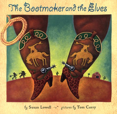 The Bootmaker and the Elves (Orchard (Elves Cover)