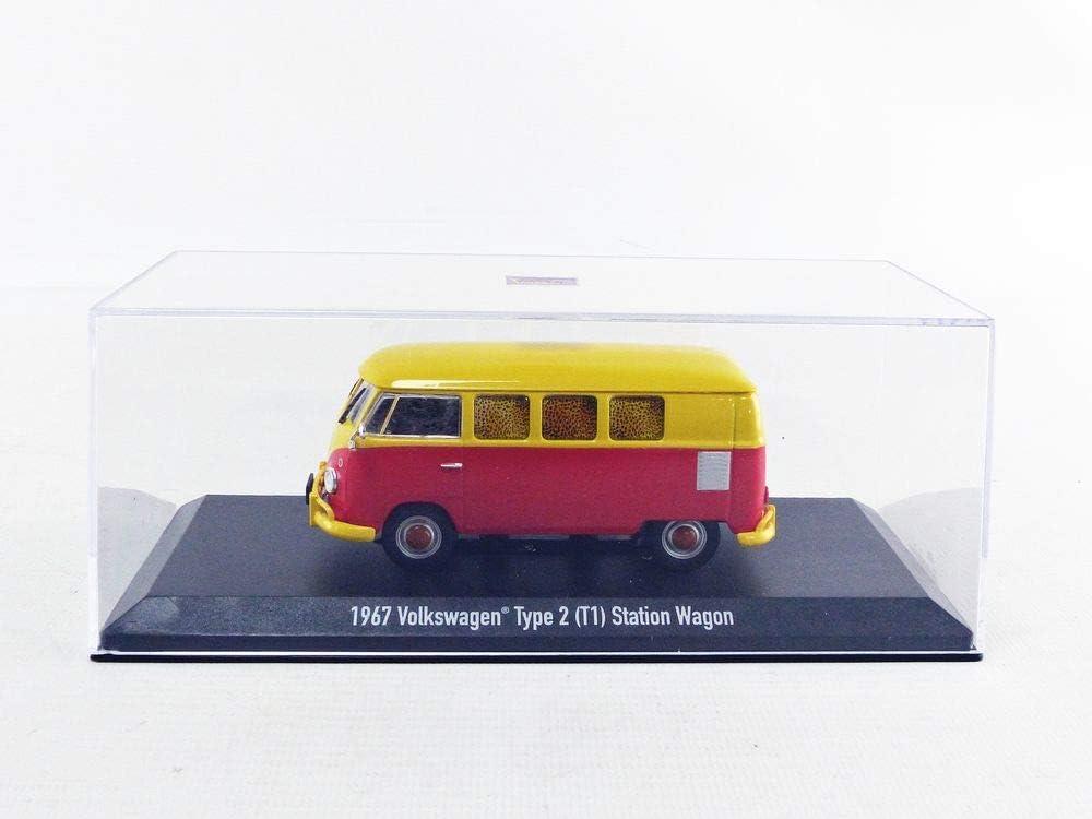 GREENLIGHT 86554 1967 VOLKSWAGEN STATION WAGON FAST TIMES AT RIDGEMONT HIGH 1//43