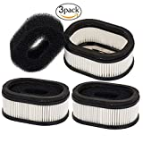 air filter ms460 - HIFROM Pack of 3 Replace New Air Filter For Chainsaw Stihl Ms660 Ms640 Ms460 Ms441 Ms440 066 064 046 044 084 088