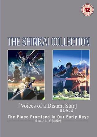 The Shinkai Collection [2002] [Reino Unido] [DVD]: Amazon.es ...