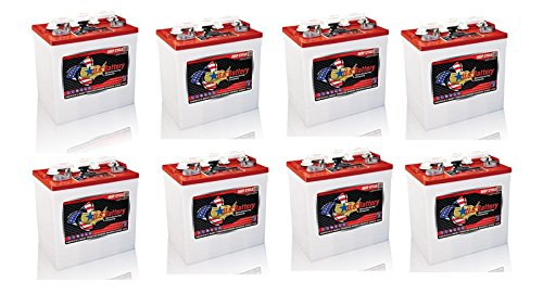 - Replacement For FAIRPLAY 8V EVE ECO 48V GOLF CART BATTERY 8 PACK Golf Cart Battery