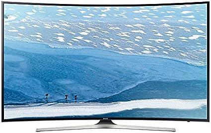 Samsung UE49KU6100 - Televisor LCD, LED y plasma, curvado, 4 K 49 ...