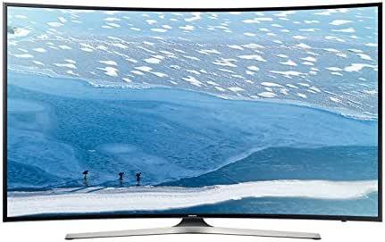 Samsung UE49KU6100 - Televisor LCD, LED y plasma, curvado, 4 K 49 pulgadas, 124 cm, 16/9, 3840 x 2160 píxeles, Ultra-HD, HDR, TDT y cable HD, wifi, 1400 PQI: Amazon.es: Electrónica