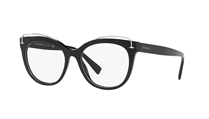 caa00e60543f Tiffany Tiffany T TF 2166 Black 53 17 140 Women Eyewear Frame at ...