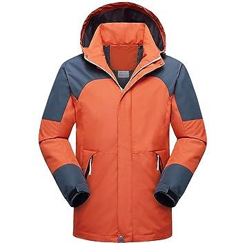 1872a83ab Waterproof Jacket Jackets Lightweight Summer Trespass Rain Coat For Men  Womens040,orange,M
