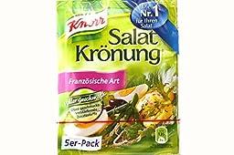 Salat Kronung Franzosische Art (5/packs) - 1.76oz (Pack of 1)