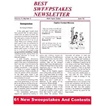 Best Sweepstakes Newsletter