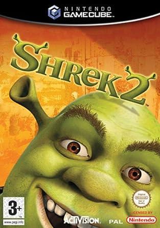 Shrek 2 (GameCube): Amazon co uk: PC & Video Games