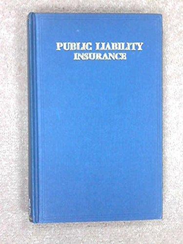 Public liability insurance,