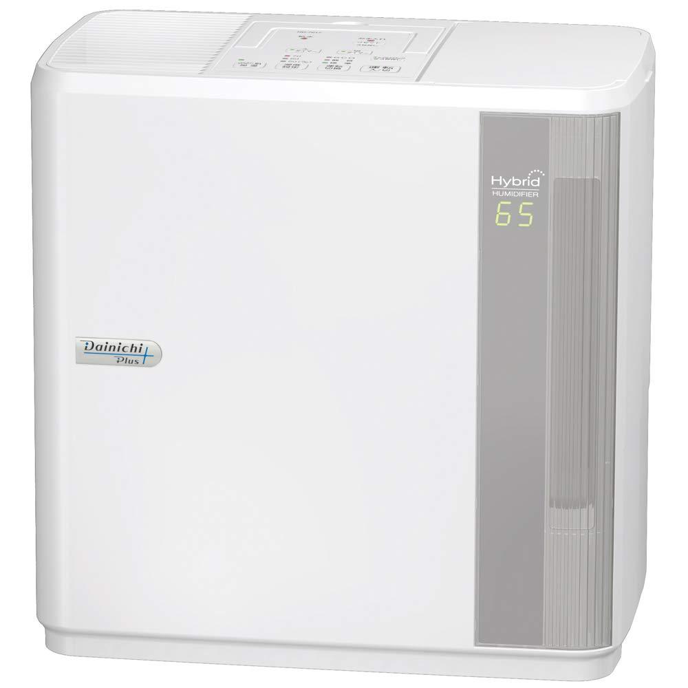 ダイニチ ハイブリッド式加湿器(木造和室14.5畳まで/プレハブ洋室24畳まで) HDシリーズ ホワイト HD-9017-W