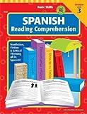 Spanish Reading Comprehension, Level 3, Carson-Dellosa Publishing, 0742402347