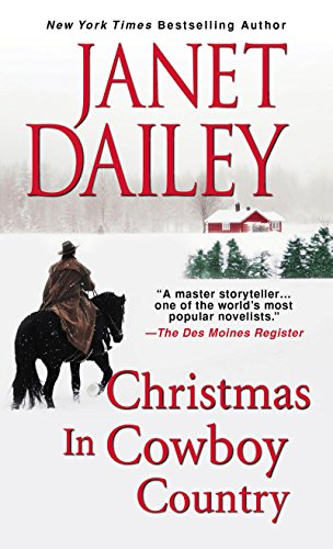 book cover of Christmas in Cowboy Country