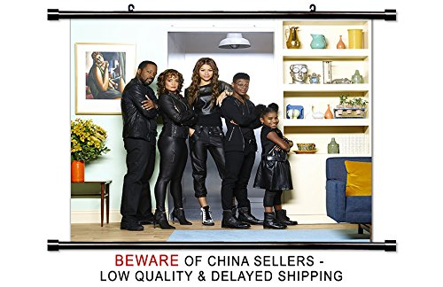 Disney's K.C. Undercover TV Show Fabric Wall Scroll Poster