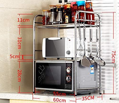Estantes de Cocina, estantes para microondas, Utensilios de Cocina ...