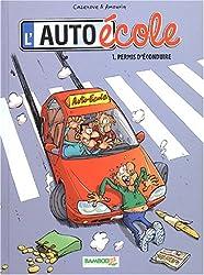 L'auto-école, Tome 1 : Permis d'éconduire
