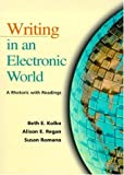 img - for Writing in an Electronic World book / textbook / text book