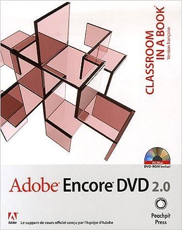 En ligne téléchargement gratuit Encore DVD 2.0 epub, pdf