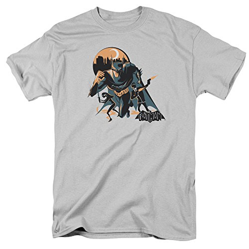 Beware The Batman - Moon Run T-Shirt Size L ()