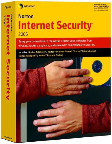 B000B5NS2G Norton Internet Security 2006 [OLD VERSION] 51H0YZD6XTL
