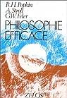 Philosophie efficace par Stroll