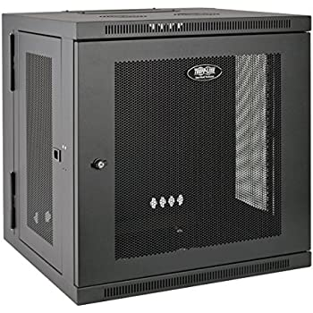 Amazon.com: Tripp Lite 12U Wall Mount Rack Enclosure Server ...